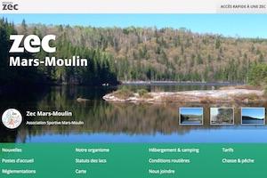 Zec Mars-Moulin - Saguenay-Lac-Saint-Jean, Saguenay (Saguenay) (V) (Laterrière)