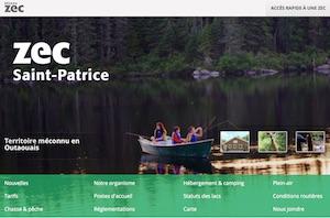 Zec Saint-Patrice - Outaouais, Fort-Coulonge