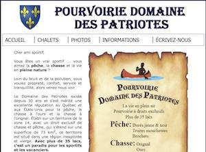 Pourvoirie Domaine des Patriotes - Laurentides, Saint-Jérôme
