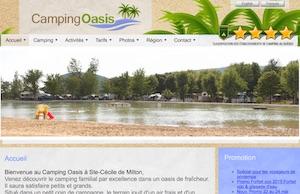 Camping Oasis - Montérégie, Sainte-Cécile-de-Milton