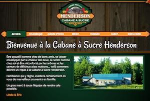 Cabane à sucre Henderson (Érablière) - Montérégie, Havelock