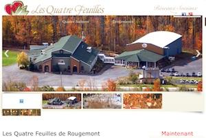 Érablières Les Quatres Feuilles (Cabane à Sucre) - Montérégie, Rougemont
