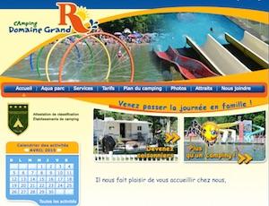 Camping Domaine Grand R inc. - Mauricie, Trois-Rivières