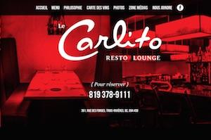 Restaurant Le Carlito - Mauricie, Trois-Rivières