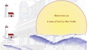 Centre d'art la Mer Veille - Gaspésie, Saint-Ulric