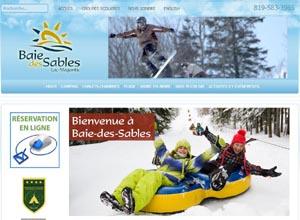 Camping Baie des Sables - Estrie / Canton de l'est, Lac-Mégantic (V)