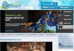 Festival du Bleuet Dolbeau-Mistassini - Saguenay-Lac-Saint-Jean, Dolbeau-Mistassini (Lac-St-Jean)