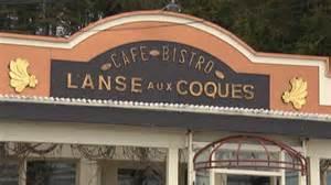 Café-bistro L'Anse-aux-Coques - Bas-Saint-Laurent, Sainte-Luce-sur-Mer