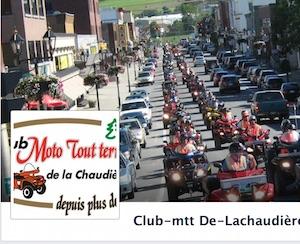 Club Moto Tout Terrain de la Chaudière - Estrie / Canton de l'est, Lac-Mégantic (V)