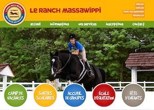 Le Ranch Massawippi - Estrie / Canton de l'est, Granby