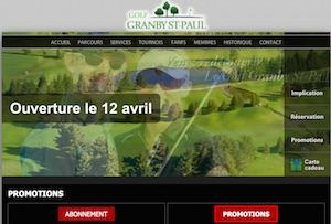 Club de golf Granby Saint-Paul - Estrie / Canton de l'est, Granby