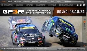 Le Grand Prix de Trois-Rivières - Mauricie, Trois-Rivières