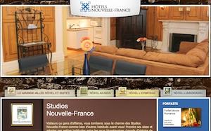 Les Studios Nouvelle-France - Capitale-Nationale, Ville de Québec (V)