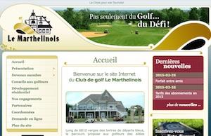 Club de Golf Le Marthelinois - Mauricie, Trois-Rivières