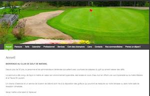 Club de golf de Matane - Gaspésie, Matane