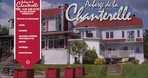 Auberge de la Chanterelle - Chaudière-Appalaches, Disraeli (Région de Thetford)