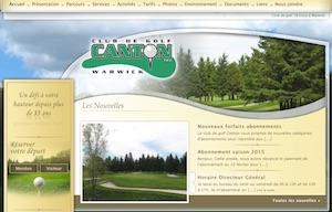 Club de Golf Canton - -Centre-du-Québec-, Warwick