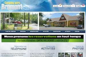 Camping Parc Bromont - Estrie / Canton de l'est, Bromont