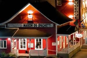 Restaurant La Casa du Spaghetti - Estrie / Canton de l'est, Granby