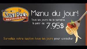 Restaurant Le St-Ben's - Chaudière-Appalaches, Saint-Georges (Beauce)