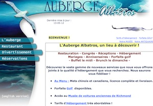 Auberge Albatros - Estrie / Canton de l'est, Asbestos
