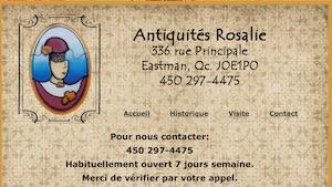 Exposition d'antiquités d'Eastman - Estrie / Canton de l'est, Eastman