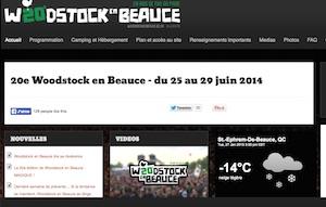 Woodstock en Beauce - Chaudière-Appalaches, Saint-Éphrem-de-Beauce