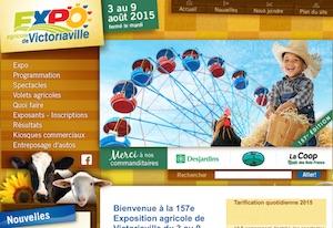 Exposition agricole de Victoriaville - -Centre-du-Québec-, Victoriaville