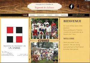 Campement de la Nouvelle-France - Lanaudière, L'Assomption