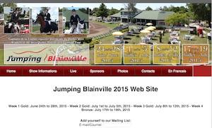 Classique internationale de Blainville - Laurentides, Blainville