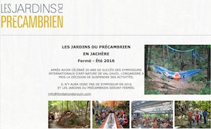 Les jardins du Précambrien - Laurentides, Val-David