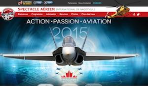 Spectacle aérien international de Bagotville - Saguenay-Lac-Saint-Jean, Saguenay (Saguenay) (V) (La Baie)