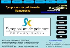 Kamouraska en couleur - symposium de peinture - Bas-Saint-Laurent, Kamouraska (M)