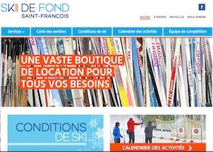 Club de ski de fond St-François - -Centre-du-Québec-, Drummondville