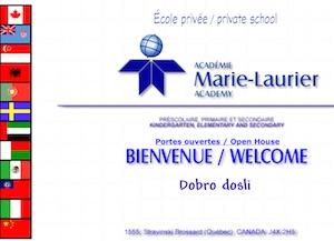 Académie Marie-Laurier - Montérégie, Brossard