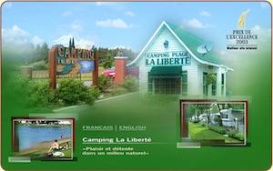Camping La Liberté - Montérégie, Saint-Liboire