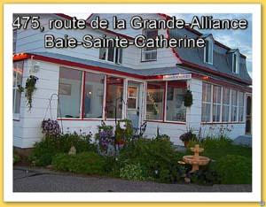 Gite la maison Rochefort - Charlevoix, Baie-Sainte-Catherine