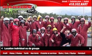 Karting Paintball Thetford - Chaudière-Appalaches, Thetford Mines (Région de Thetford)