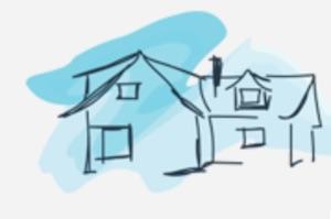 La p'tite maison bleue - Montérégie, Roxton Falls