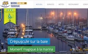 Club nautique de Tadoussac - Côte-Nord / Manicouagan, Tadoussac