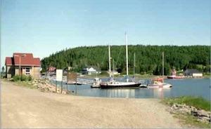 Marina du Bic - Bas-Saint-Laurent, Rimouski