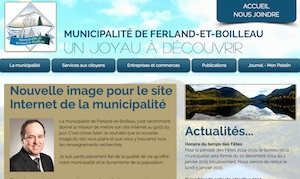 Municipalité Ferland-et-Bouileau - Saguenay-Lac-Saint-Jean, Ferland-et-Boilleau (Saguenay)