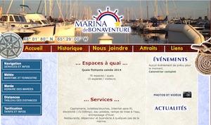 Marina de Bonaventure Inc. - Gaspésie, Bonaventure