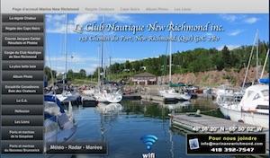 Club nautique New Richmond inc. - Gaspésie, New Richmond