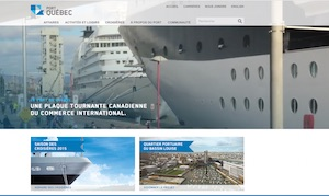 Marina du port de Québec - Capitale-Nationale, Ville de Québec (V)