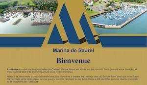 Marina de Saurel inc. - Montérégie, Sorel-Tracy