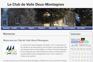 Club nautique Deux-Montagnes - Montérégie, Vaudreuil-sur-le-Lac