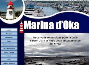 Marina d'Oka - Laurentides, Oka