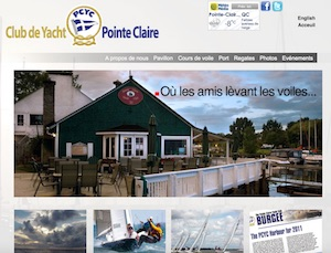 Yacht club de Pointe-Claire - Montréal, Pointe-Claire