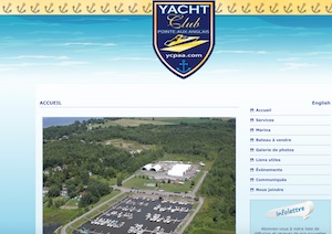 Yacht club Pointe-aux-Anglais - Laurentides, Oka (Pointe aux Anglais)